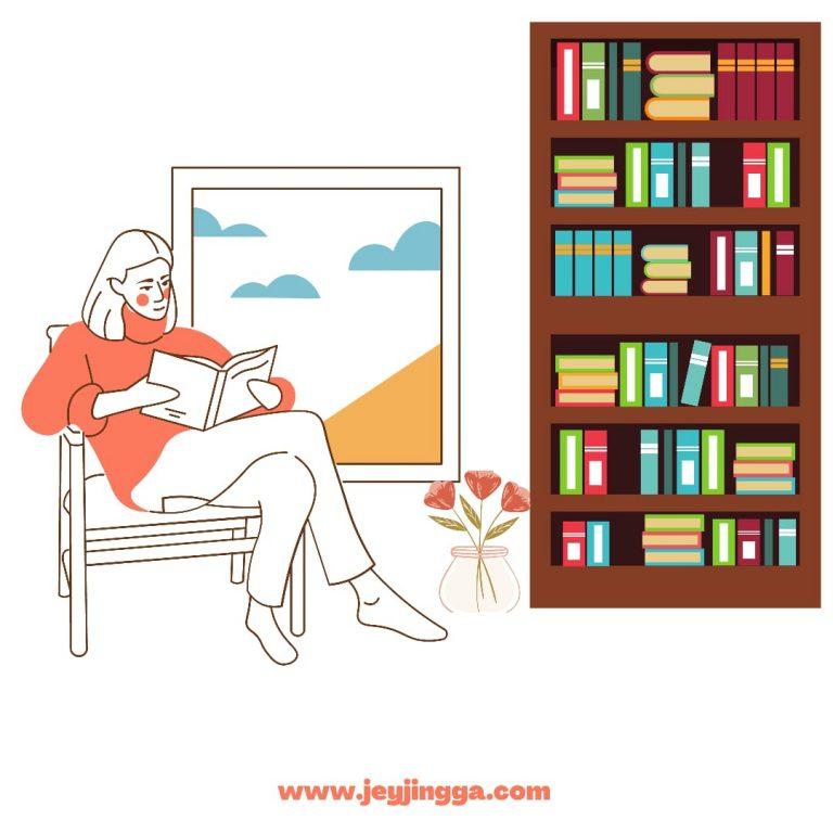 hal yang diperlukan saat membaca