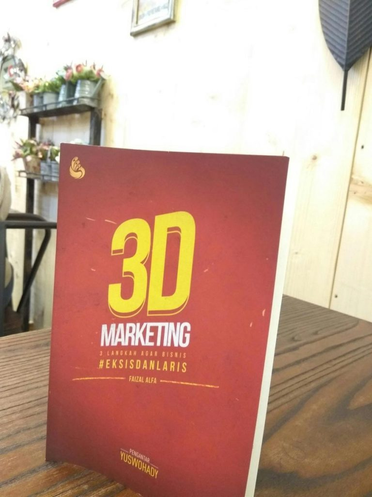 3D marketing bisnis