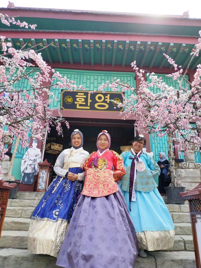 keliling dunia korea