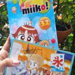 Akhirnya Miiko 32 Rilis Juga!
