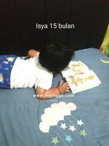 Lets read membaca menyenangkan minat baca anak