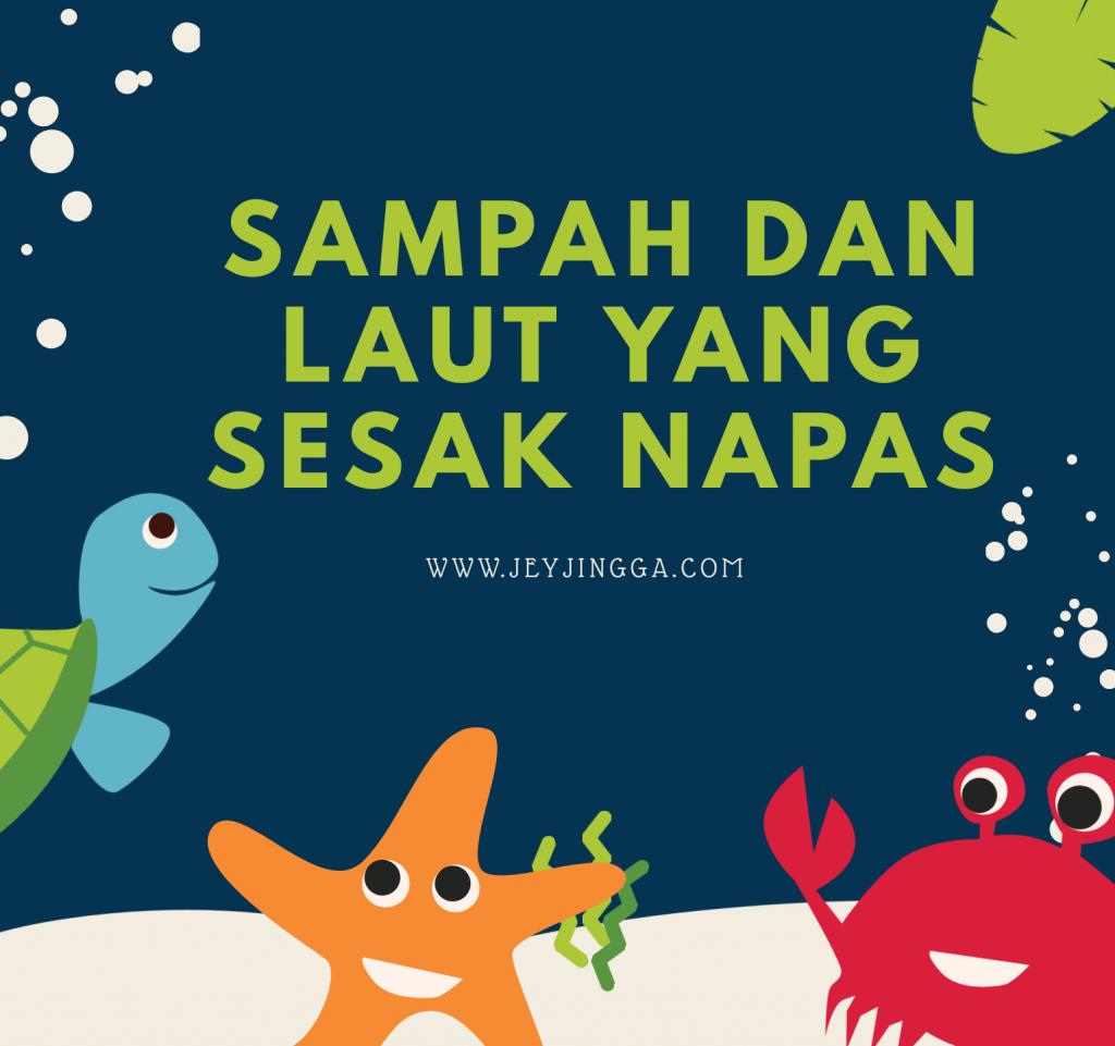 Sampah dan laut