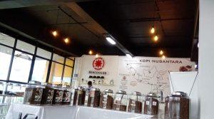 pelatihan barista dan warung kopi