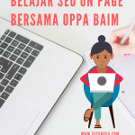belajar SEO on page