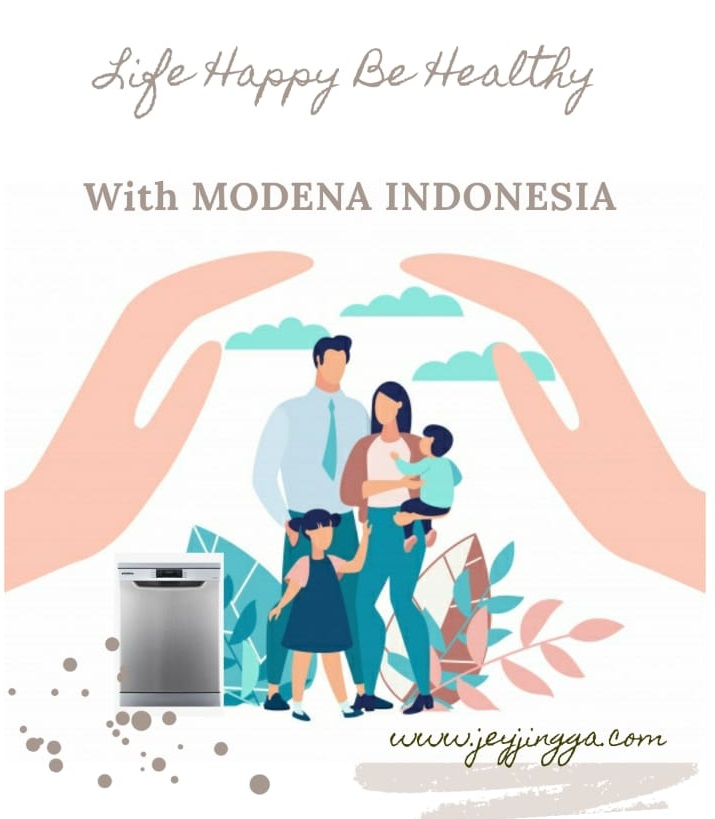 Life Healthy Be Happy With Modena Indonesia
