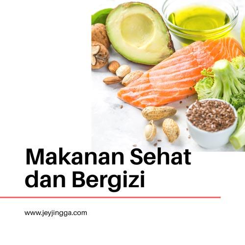 makanan bergizi untuk meningkatkan daya tahan tubuh