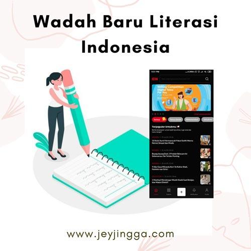 wadah literasi idn app