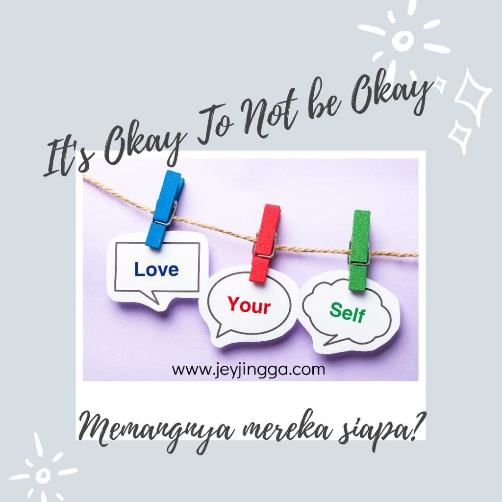 Its Okay to Not be okay