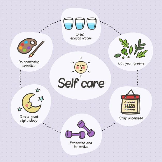 self care menghormati diri sendiri