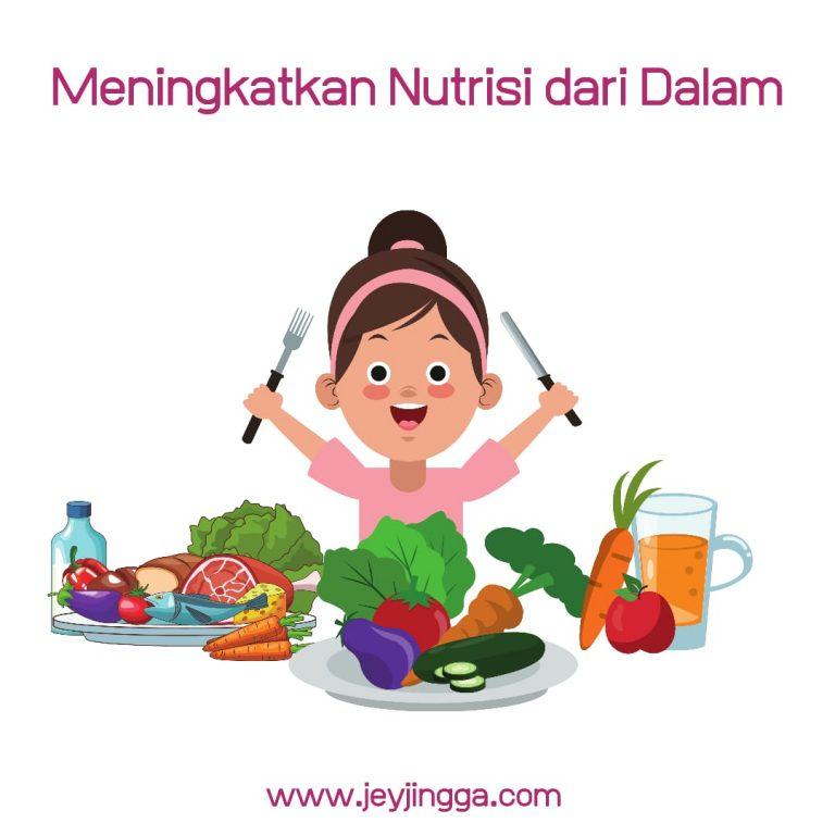meningkatkan nutrisi