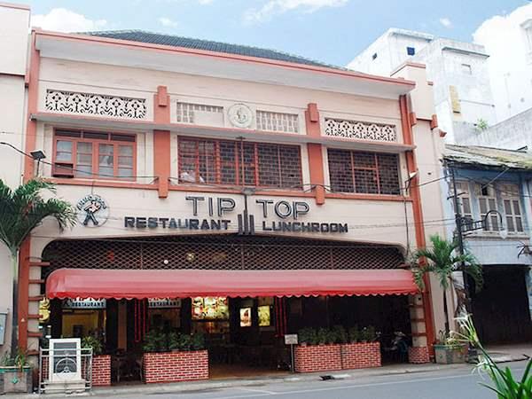 restoran tertua di medan