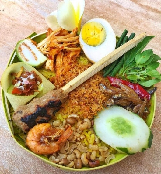 kuliner bali nasi yasa