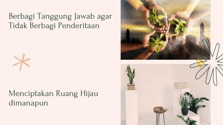 untuk perubahan iklim di Indonesia