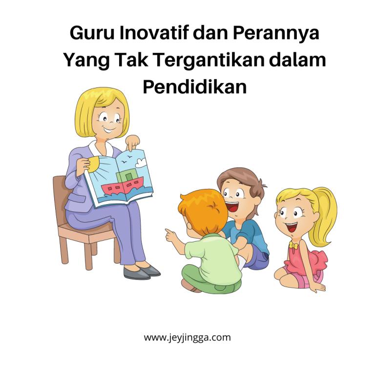guru inovatif dan perannya
