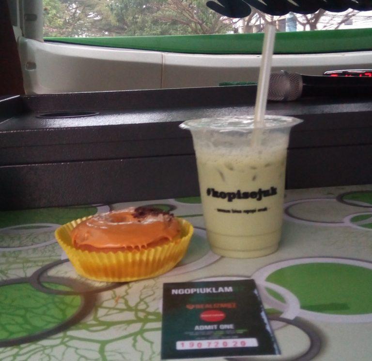 menu bus cafe