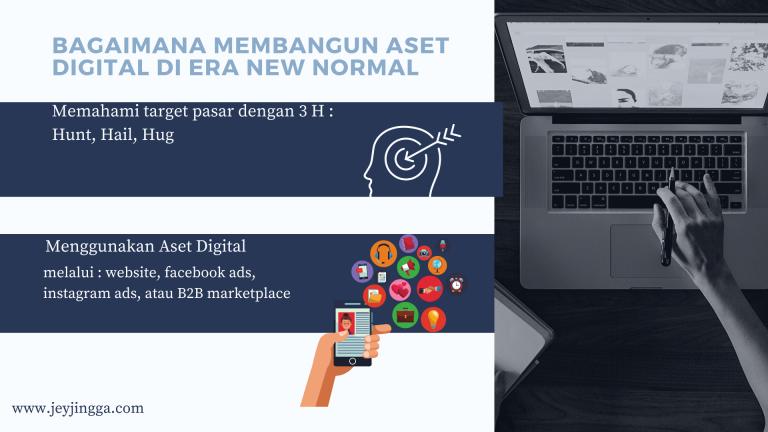 pentingnya target pasar dan aset digital