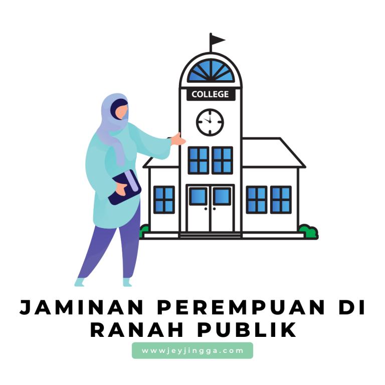 jaminan perempuan di ranah publik