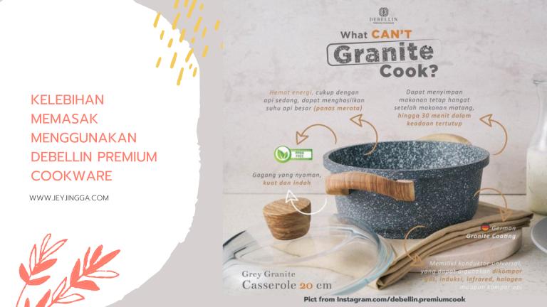 debellin granite cook