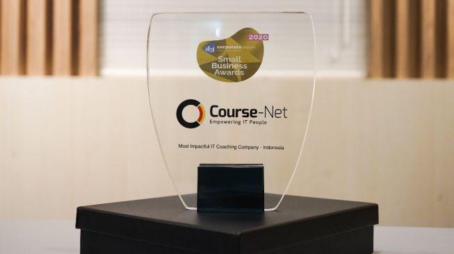 penghargaan course net tempat belajar javascript