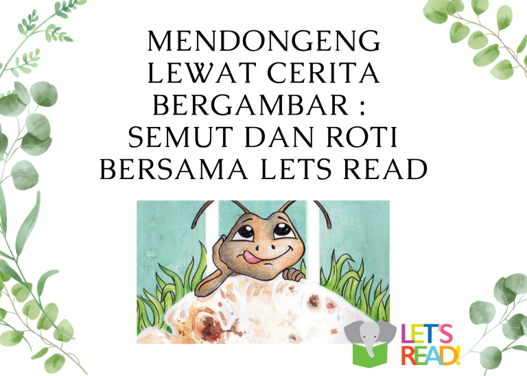 mendongeng bersama lets read