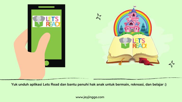 dongeng dan aplikasi lets read