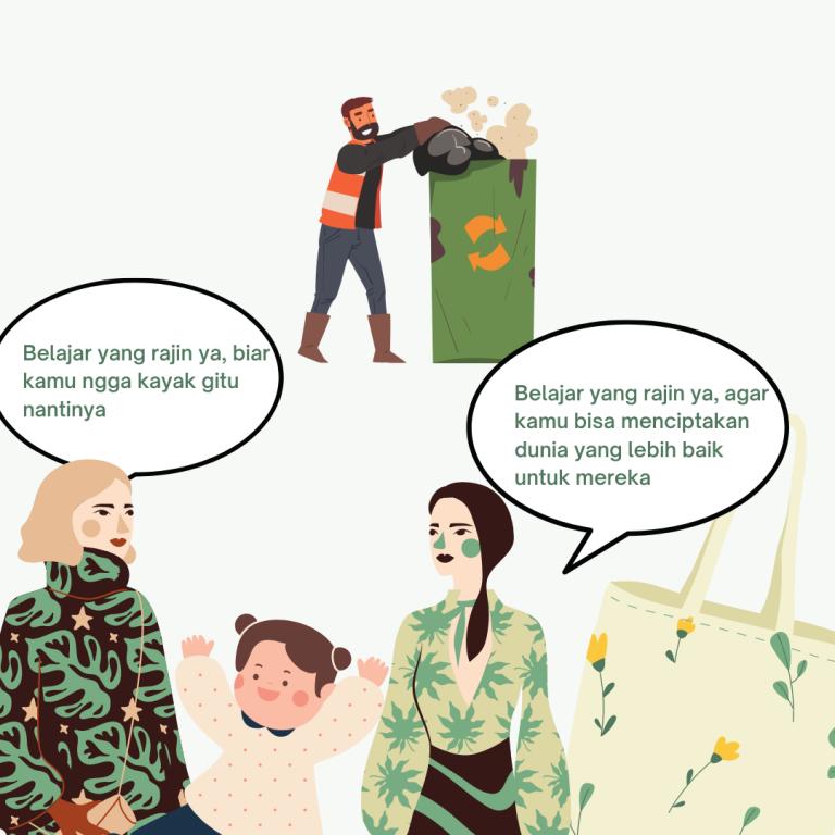 stigma negatif petugas sampah
