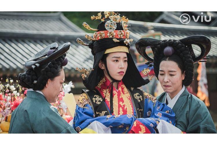 pernikahan ratu kim so yong