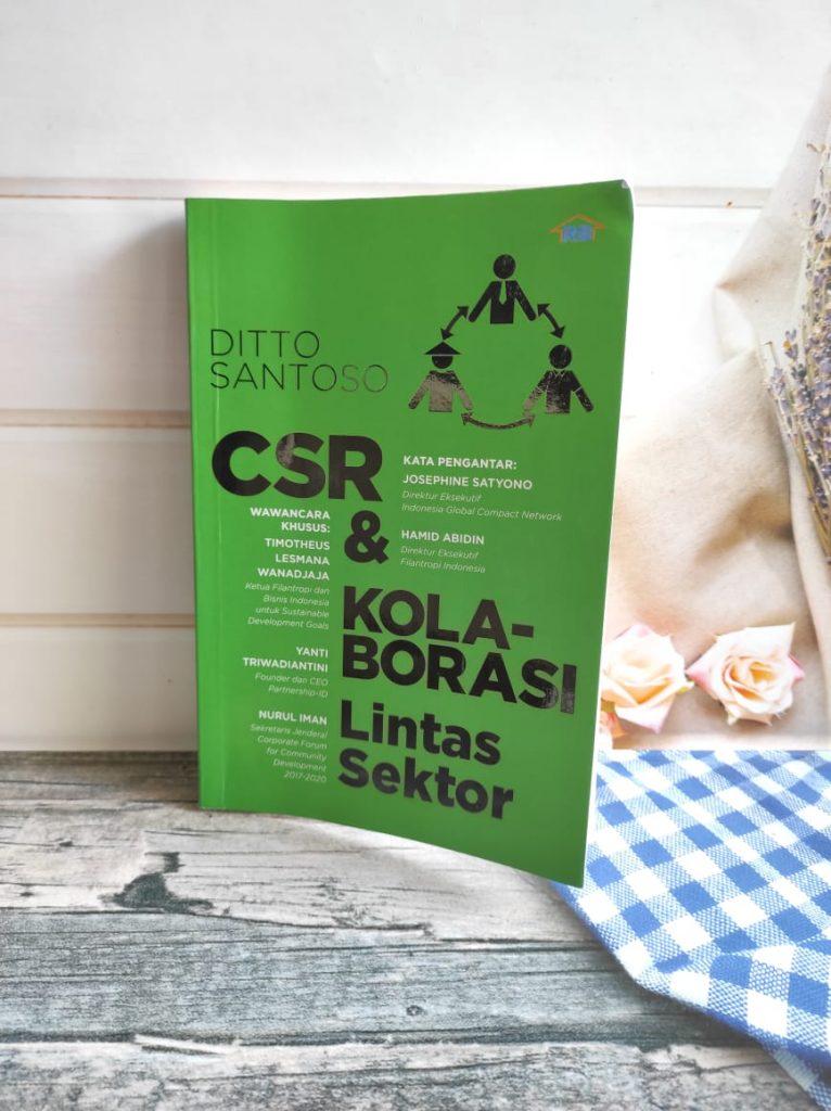 CSR dan kolaborasi lintas sektor