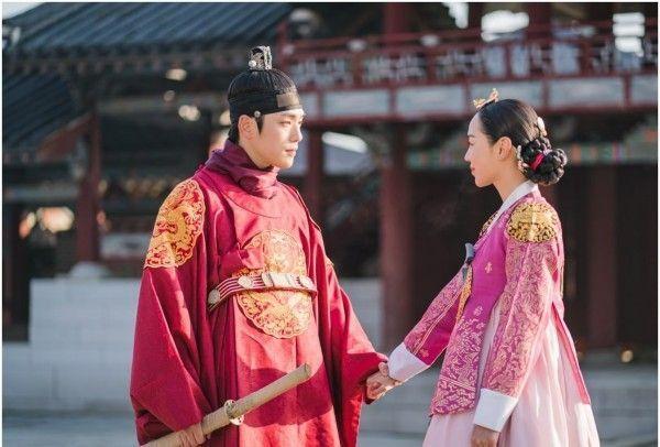kim so yong dalam drama mr queen