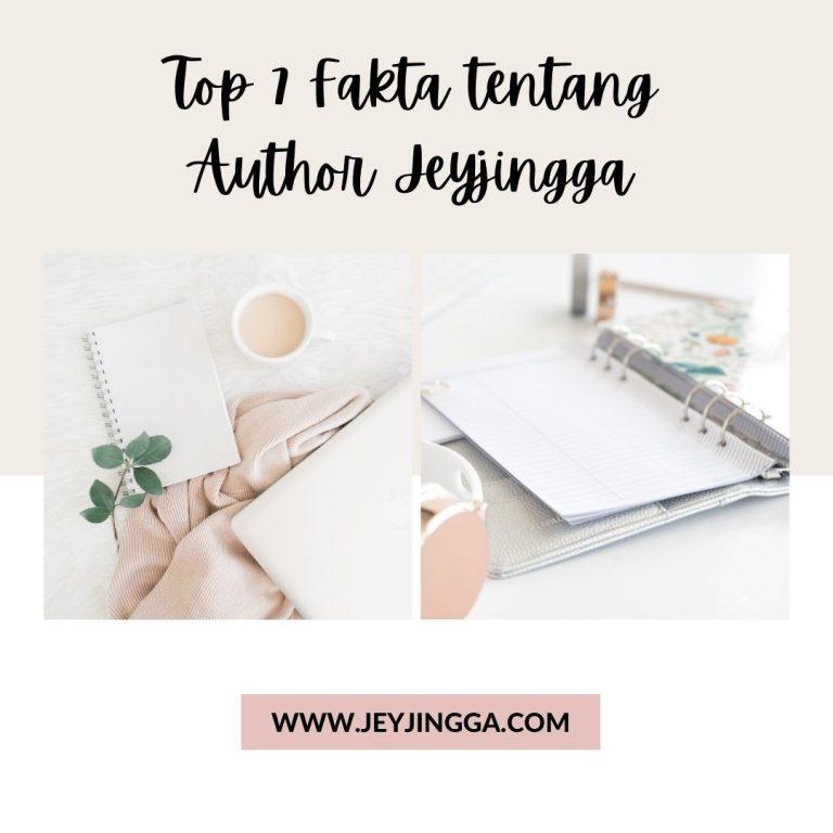 author jeyjingga