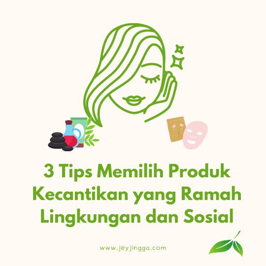 tips memilih produk kecantikan