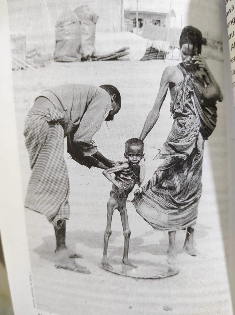 anak-anak Somalia