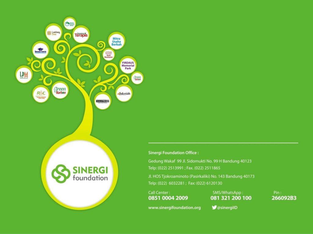 brand story sinergi foundation