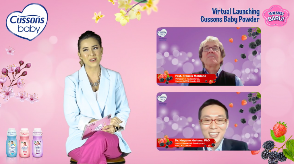 cussons virtual event