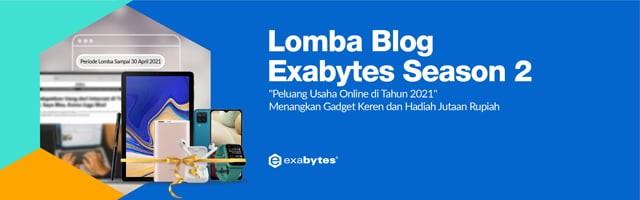 lomba blog exabytes indonesia