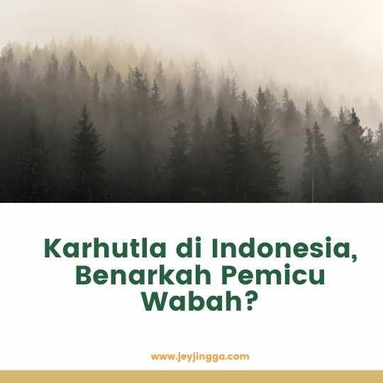 karhutla di indonesia
