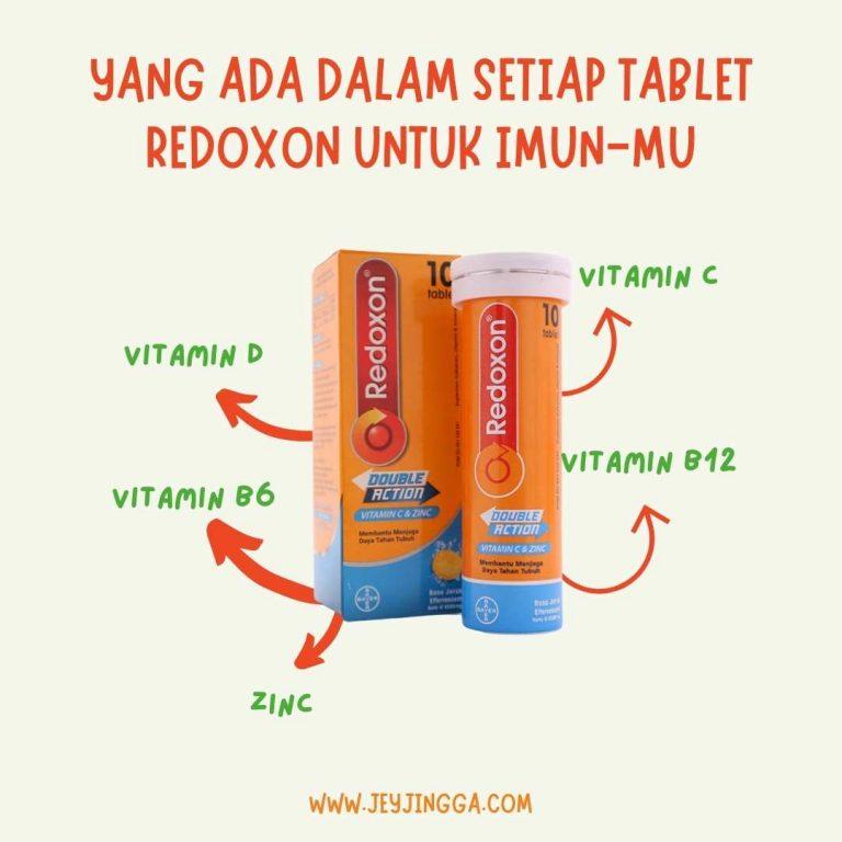 redoxon untuk sistem imunmu