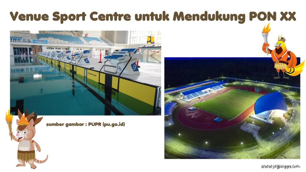 mimika sport center