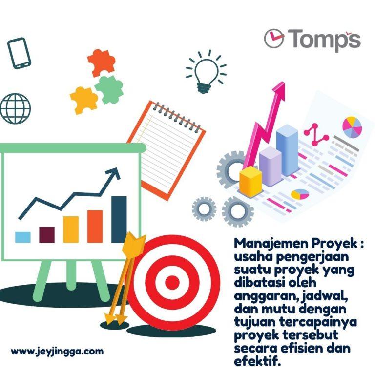 definisi manajemen proyek