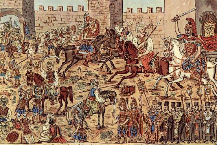 jalur perdagangan konstantinopel