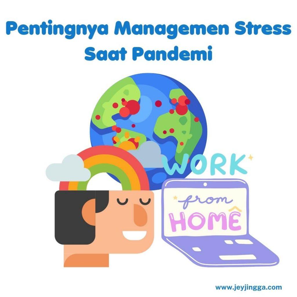 manajemen stress saat pandemi