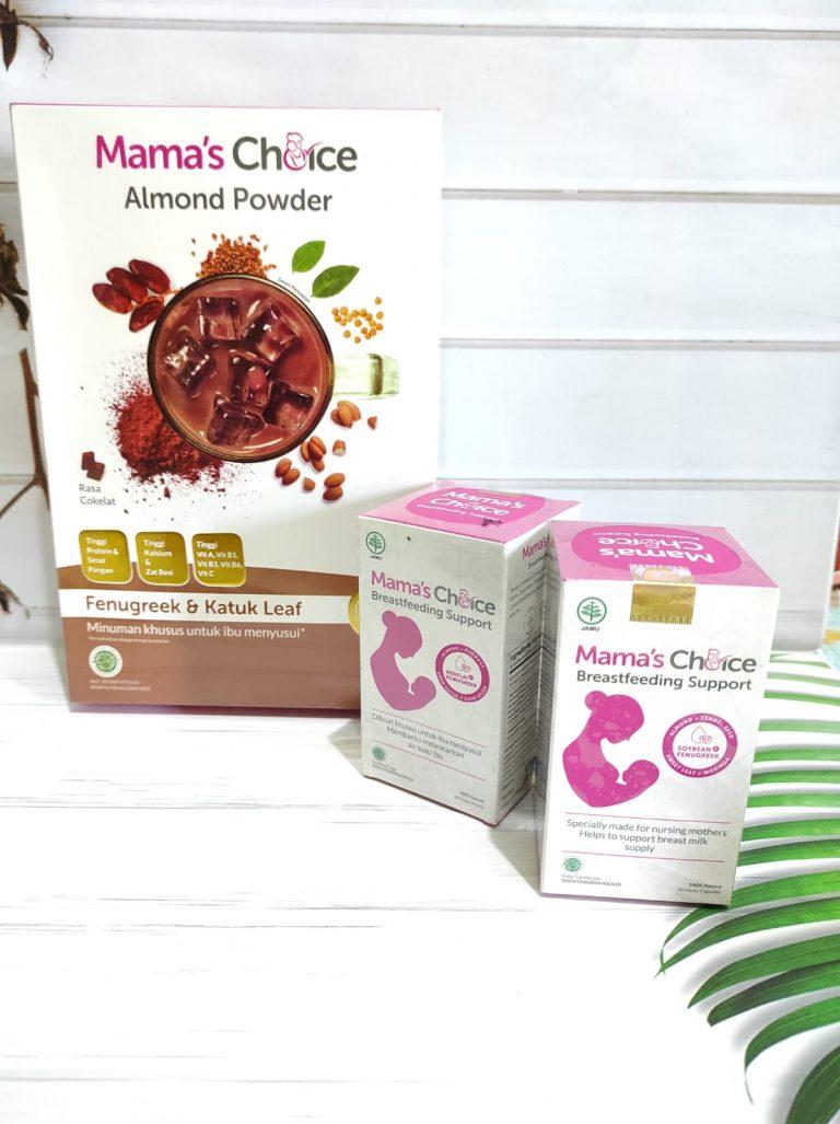 ASI Booster alami Mamas Choice