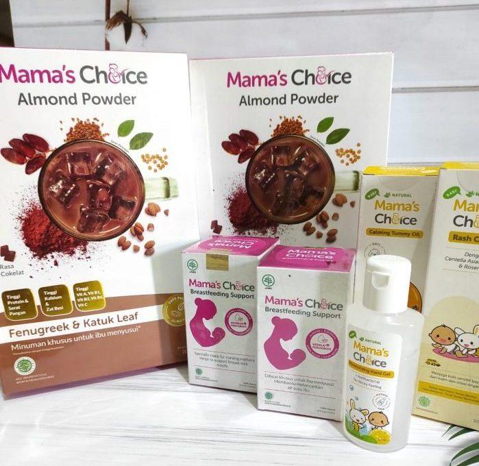 asi booster alami dari mamas choice