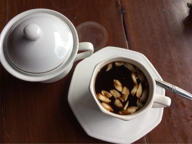 kopi rarobang khas maluku