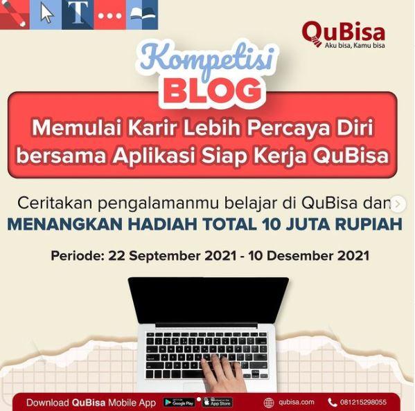 lomba blog aplikasi siap kerja