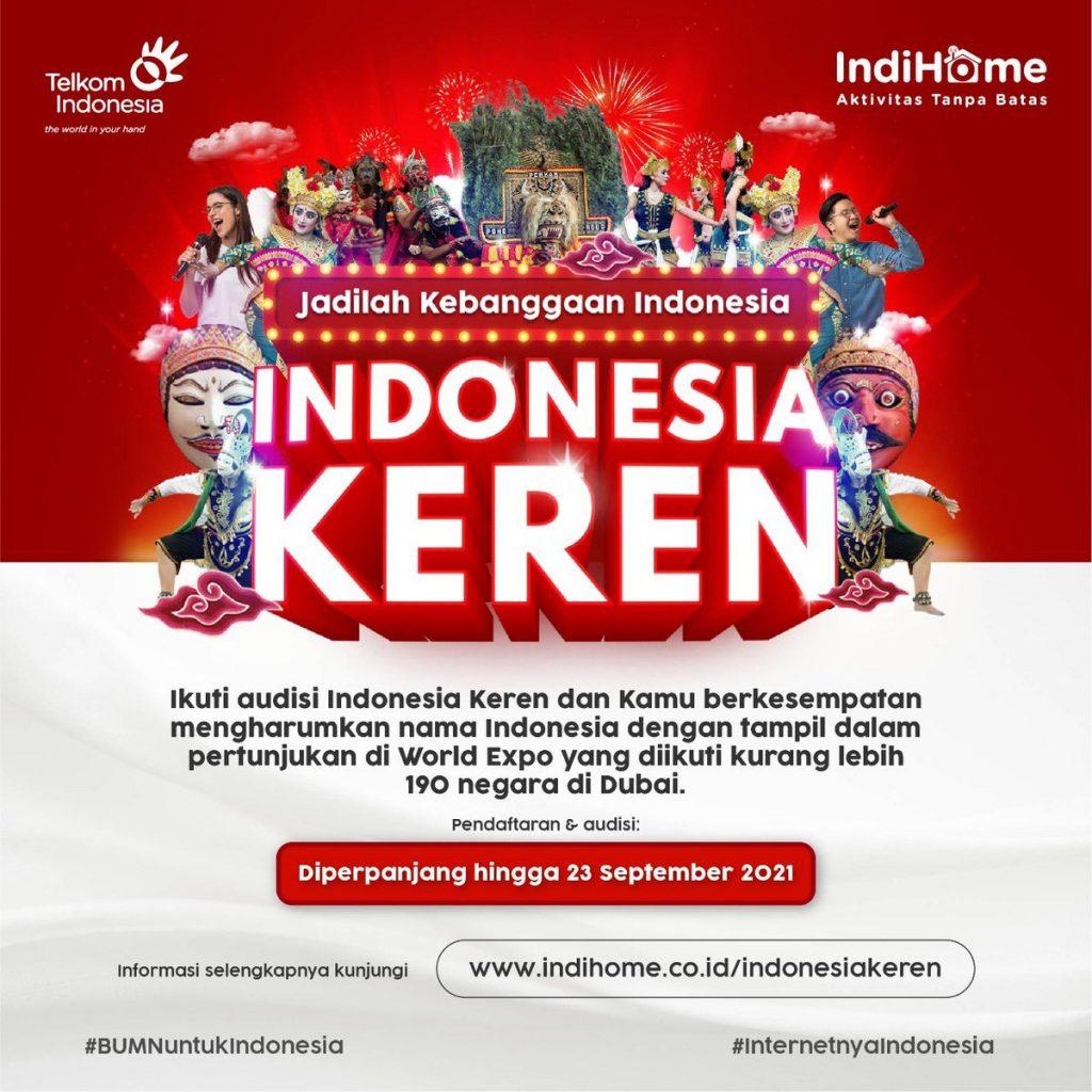 indonesia keren goes to dubai 2021