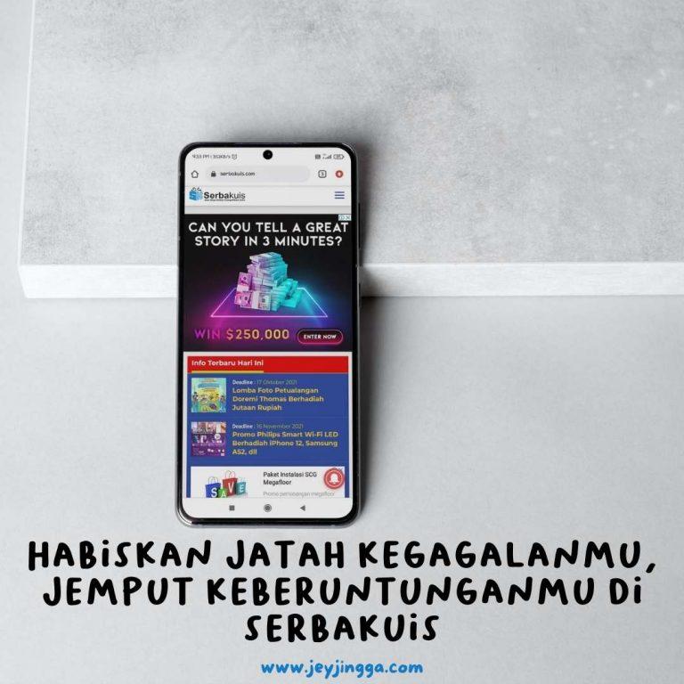 website berburu kuis