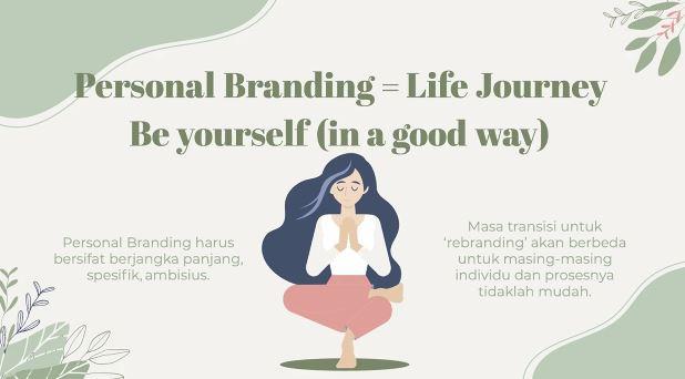 personal branding di media sosial