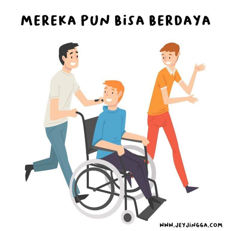 disabilitas bisa berdaya