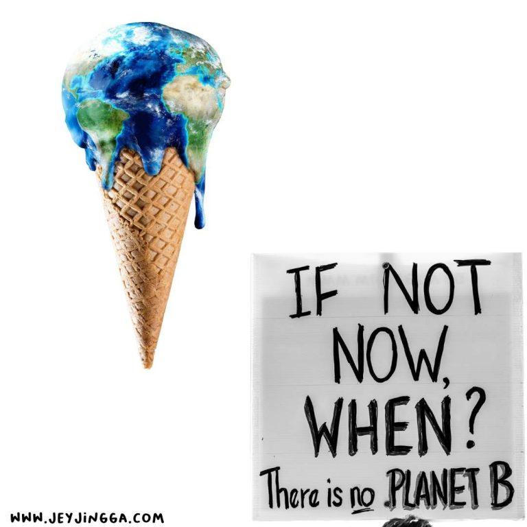 dampak perubahan iklim
